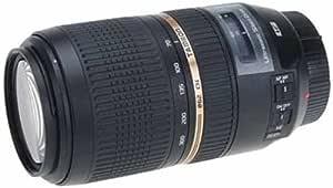 Tamron 腾龙 SP 70-300mm F/4-5.6 Di VC USD 镜头 (佳能卡口)