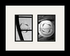 Art to Frames LetterArt-fu-147052-61/89-FRBW26079 字母艺术/字母摄影相框 - FU - 带 2-4x6 开口。 和缎面黑色框架