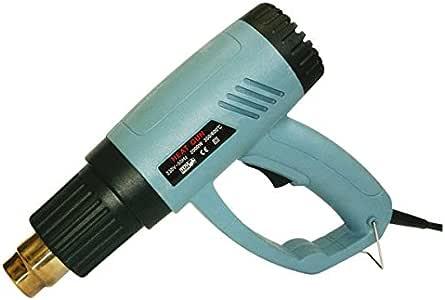ElectroDH 04.250 热风枪 2 档速度设置