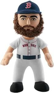 Bleacher Creatures MLB 波士顿红袜队 Johnny Gomes 10 英寸毛绒玩偶