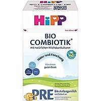 HiPP 喜宝 Bio Combiotik 婴儿奶粉 PRE段(适用于初生婴儿),4盒装(4 x 600g)