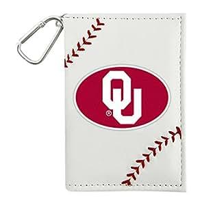 GameWear NCAA 奥克拉荷马大学先锋 ID 夹,白色
