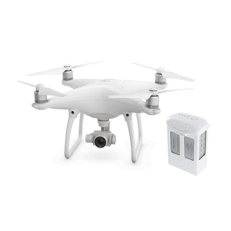 【我要买这个】DJI 大疆 精灵4/Phantom4 四轴航拍飞行器 + 一块额外电池 7599元包邮(7899-300)