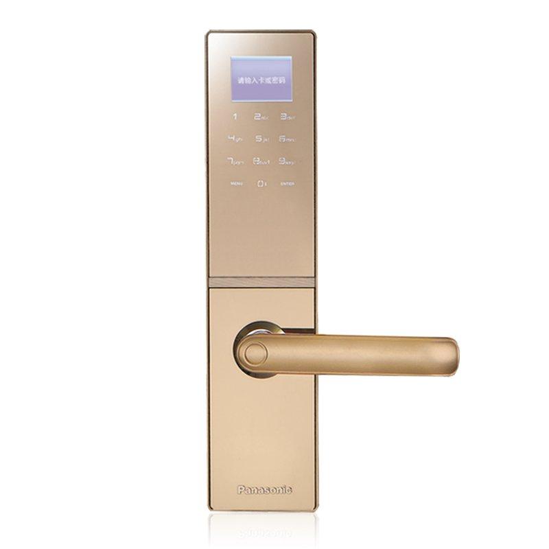 【我要买这个】Panasonic 松下 V-M680 智能门锁电子锁    2860元包邮