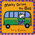 Maisy Drives the Bus 小鼠波波系列:波波开公交 ISBN9780763610852