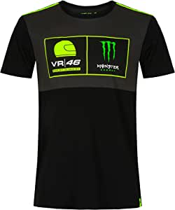 Valentino Rossi Monster/Riders Academy,男式 T 恤