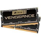 CORSIAR 美商海盗船 笔记本电脑内存 Vengeance 16GB(2x8GB)DDR3 1600 MHz(PC3 12800)1.5V