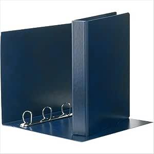 Esselte 戒指书籍4环, 格式 A4马克西 Formato A4 Maxi, Dorso 4.6 cm 蓝色