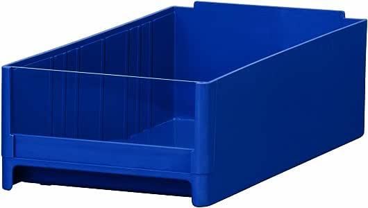 Akro-Mils 20909 替换抽屉适用于 19909 和 19109 钢制存储柜,15 个装 20909BLUE