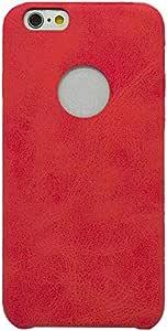 Pedea 50160801 Apple iPhone 5/5S/5 SE 米色 保护壳50160808 Apple iPhone 6/ 6S 红色