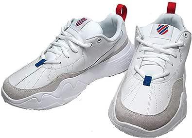 KIES 凯仕 运动鞋 CR-329 LTR 06157 男士 白色/黑色 26.0 cm