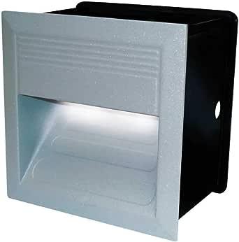 SLID Concept 0023 方形嵌入式壁灯 LED,铝,多色
