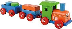 Heros 100022305 - 彩色游戏火车