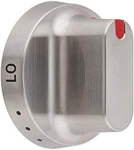 DG64-00472A / DG64-00347A 顶部燃烧器控制表盘旋钮微波炉旋钮,兼容三星炉灶炉炉,替换 AP5949480,PS10058981