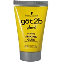 Schwarzkopf got2b Glued Styling Spiking Glue 1.25 oz (Pack of 24)