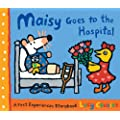 Maisy Goes to the Hospital 小鼠波波系列:波波去医院 ISBN9780763643720