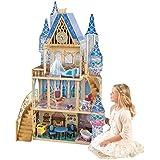 KidKraft 迪士尼公主 灰姑娘 皇家梦 娃娃屋