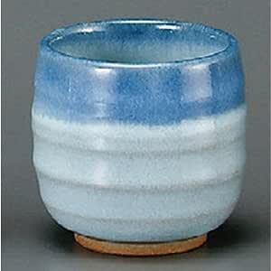 茶杯 均窑茶杯(小) [70 x 75mm] 土壤 日式餐具 旅馆 日式*馆 餐饮店 业务用