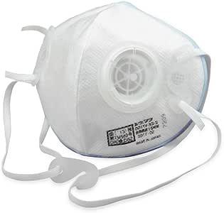 shigematsu DD11V-S2 PM2.5空气污染雾霾防护口罩10只装(进口)