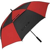 G4Free 62/68 英寸自动开放高尔夫伞超大号双伞篷透气防风防水伞