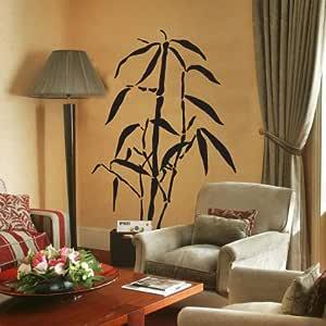 indigos UG 墙壁贴纸 w334叶芦苇植物 moorland 池塘