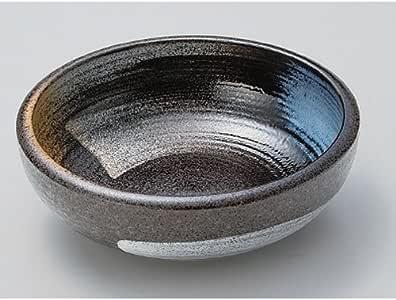 碗 二色刷毛眼8.0深盆 [23.5 x 7.7cm] 日式餐具 *器 日式*馆 旅馆 业务用