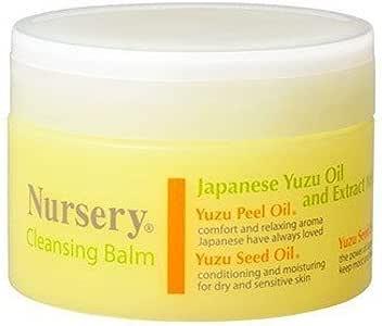 Nursery 柚子卸妆油,男女皆宜-3.2盎司(约90.72克)清洁剂