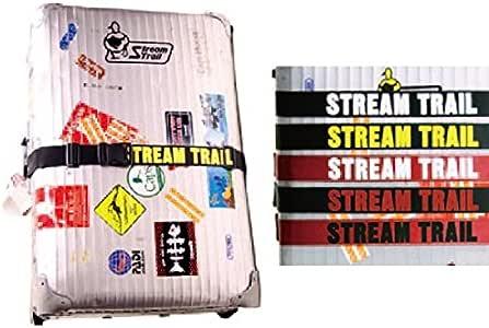 Stream Trail 家居 便携带 120厘米 红×白色