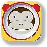美国 SKIP HOP 可爱动物园餐具餐碗 猴子SH252103