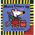 Maisy Cleans Up 小鼠波波系列:波波做大扫除 ISBN9780763617127