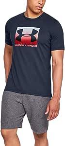 Under Armour 安德玛 BOXED SPORTSTYLE 男式短袖T恤