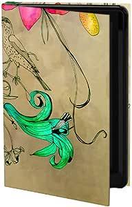 Keka Ella Tjader 英国设计师保护套适用于 iPad 2/3/4 - 天堂