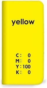 mitas iphone 手机壳743NB-0288-YE/F-05F 5_ARROWS NX (F-05F) 黄色(无带)