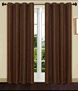 精致家居 GLORIA BASKET 编织单索环窗帘面板