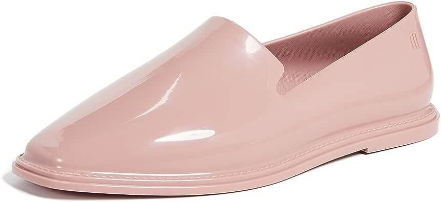 Melissa Prana 女士乐福鞋 粉色古董 8 M US