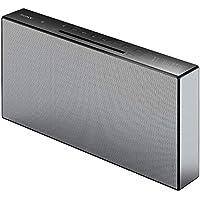 Sony 索尼 CMT-X3CD 微型 HiFi 音箱系统(CD, USB, 蓝牙, 20Watt),白色