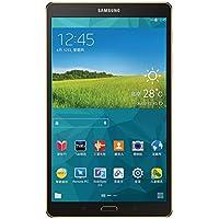 Samsung 三星 GALAXY Tab S T700 8.4英寸WLAN平板电脑 棕色 2560×1600分辨率SU…