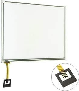 新型触摸屏玻璃数字转换器 8.4 英寸适用于克莱斯勒道奇玛莎拉蒂 RB5 RE2 收音机