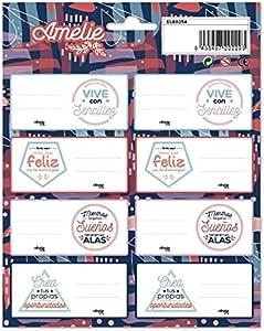 Erik ELE0254 袋 16 标签