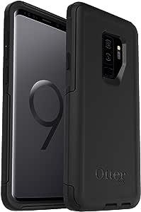 otterbox 通勤系列保护套适用于 Samsung Galaxy S9+ 黑色 X大码