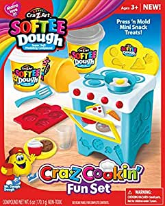Softee Dough CRA-Z-Cookin 厨房