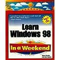 Learn Windows 95 in a Weekend