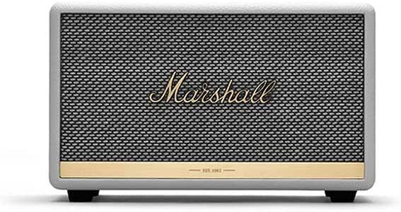Marshall 马歇尔 Acton II 蓝牙音箱 扬声器 第二代新品 全新升级 奶白色 (UK)