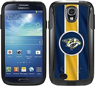 Coveroo Commuter 系列手机壳,三星 Galaxy S6 - 零售包装 - 纳什维尔战士运动衫条纹