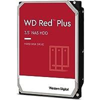 Western Digital 硬盘驱动器 8TB WD Red NAS RAID 3.5英寸(约8.89厘米) 内置硬…