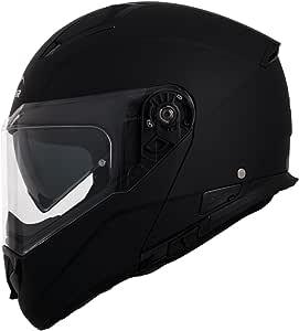 VEMAR 头盔 Sharki Solid (SHS) 63-XXL,哑光黑色,尺寸 XXL