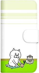 Mitas 智能手机壳 翻盖式 *不好猫 vol.1SC-4101-A/EM01F 5_ARROWS S (EM01F) おつかれさまです A