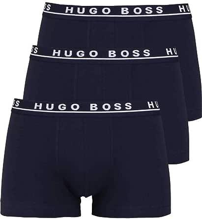 HUGO BOSS 雨果·博斯 男式 平角短裤3件装