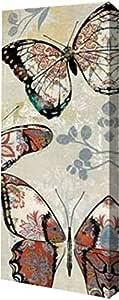 "PrintArt GW-POD-32-JSN18-M-12x30""花哨 I - 迷你"" 由 Asia Jensen 创作画廊装裱艺术微喷油画艺术印刷品 5"" x 12"" GW-POD-32-JSN18-M-5x12"