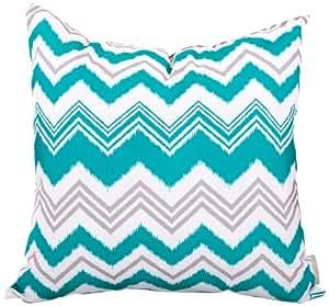 Indoor/Outdoor Zazzle Throw Pillow 太平洋 X大码